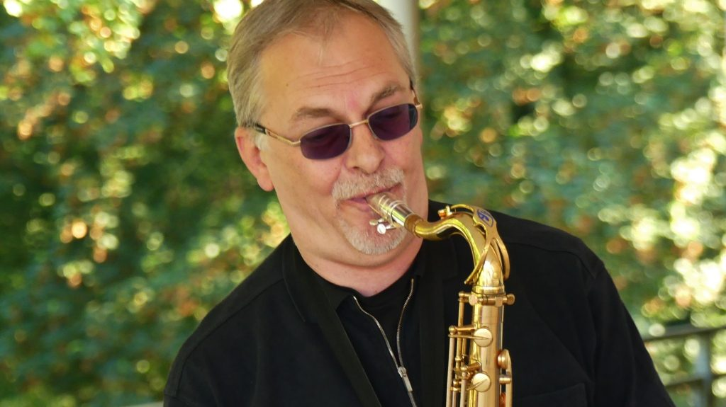 Jürgen Dietz Saxophon